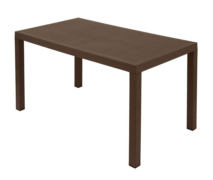The Melbourne 6 seater table is designed for cafes and bars. This complete  table can be used outdoors or in and will compliment our Melbourne chairs