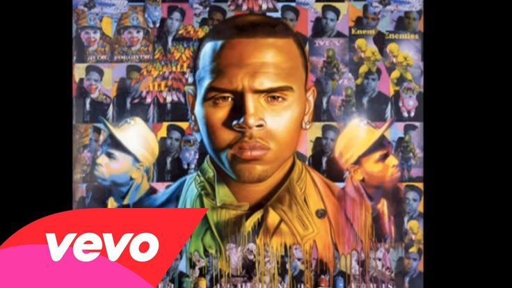 Chris Brown feat. Ludacris - Wet The Bed (Audio)