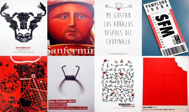 Carteles de San Fermín. Sala Conde Rodezno. Hasta el 14/07/2013