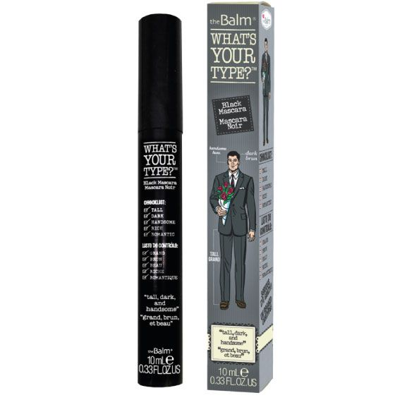 TheBalm What's Your Type? Tall, Dark & Handsome