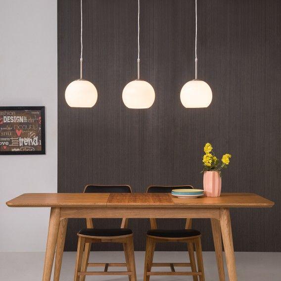 Hanglamp Ballot Glas Ijzer Home24 Nl Pendelleuchte Esstisch Pendelleuchte Innenbeleuchtung