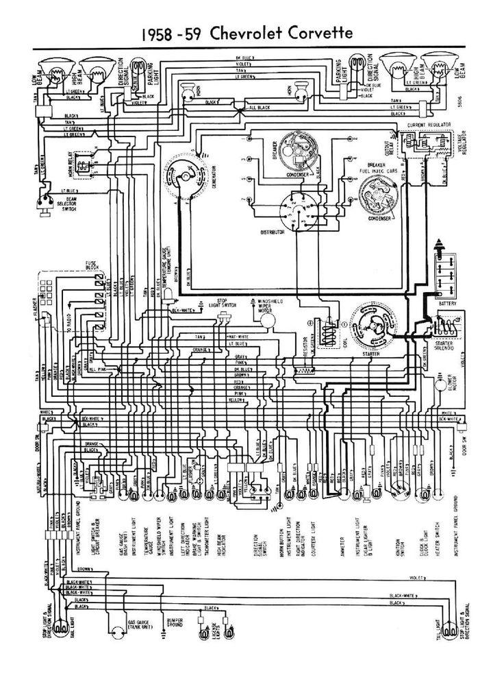 15  1965 Chevy Truck 8 Cylinder Wiring Diagram Truck