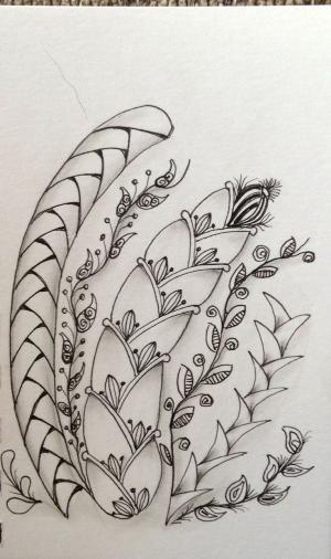 Zentangle. by John.w
