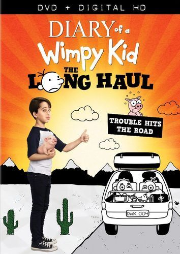 Diary of a Wimpy Kid: The Long Haul [DVD] [2017]