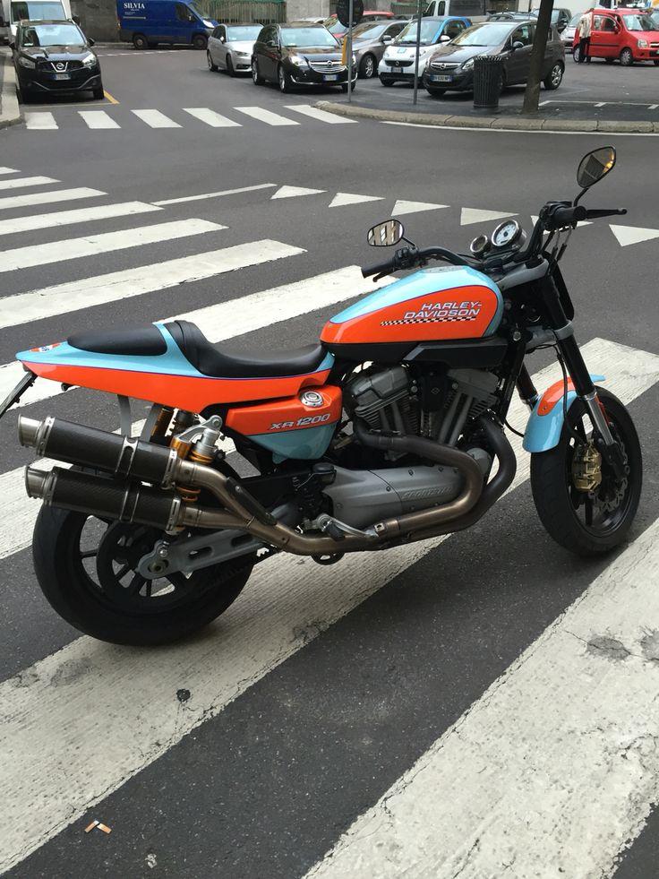 HD XR1200 Gulf