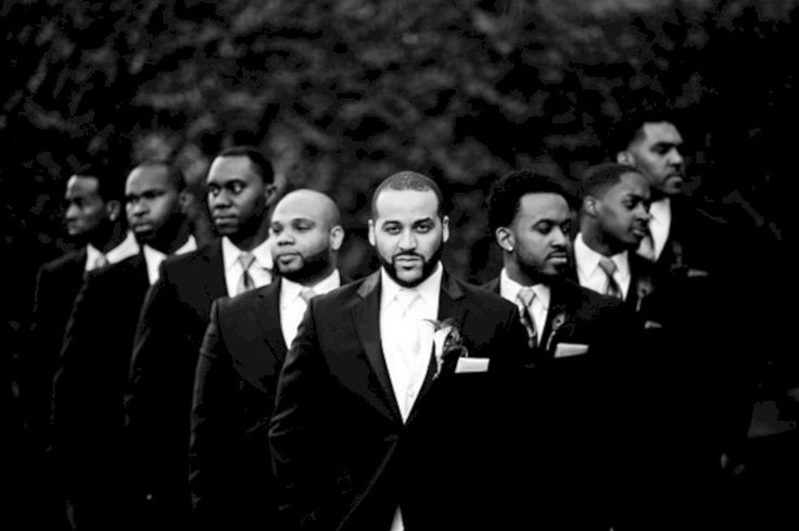 60+ The Best Cool and Unique Groomsmen – Business