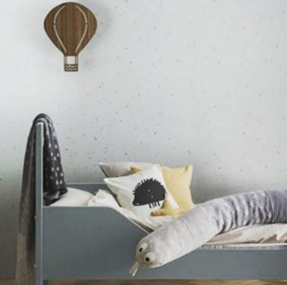Kids Room Inspiration From Ferm Living Featuring Off White Confetti  Wallpaper, Mr Gradi Snake,