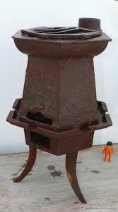 Resultado de imagen para CALENTADORES de hierro