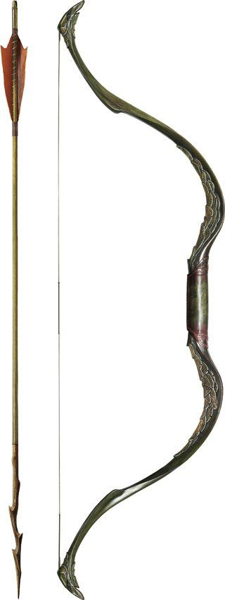 The Hobbit Bow of Tauriel