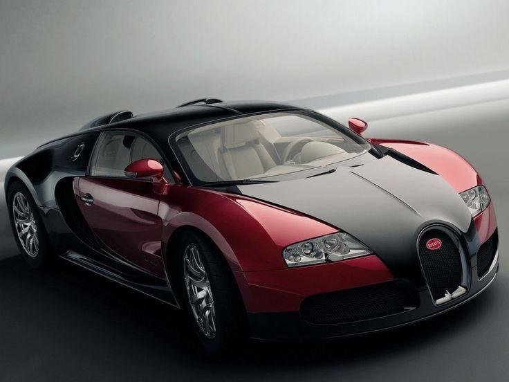 Buggati Veryon. World's Fastest Automobile