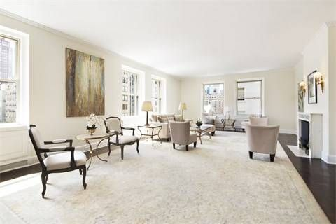 Co-op for Sale at 640 Park Avenue 640 Park Avenue Fl 7, Upper East Side, New York, New York, 10065 United States