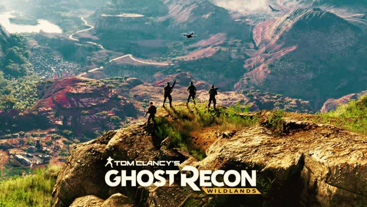 Now you can sign-up for Ghost Recon Wildlands beta