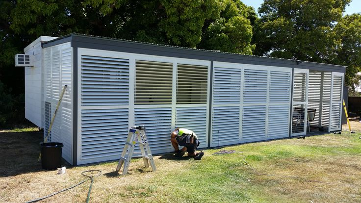 #outdoorblinds #outdoorshutters #diy #homerenovations
