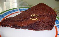 Elif'in Terazisi: Muhallebisiyle pişen kek, bence pasta