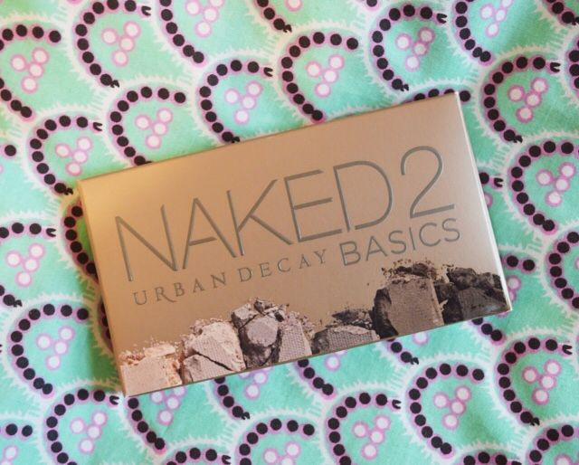 I've got a giveaway up. Enter to win a new Urban Decay Naked Basics 2 Palette