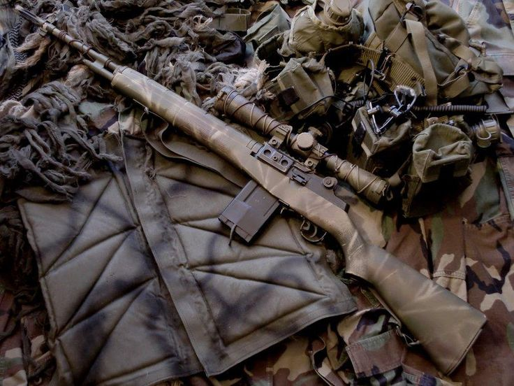 M1A/M14...long distance the next best thing to being there