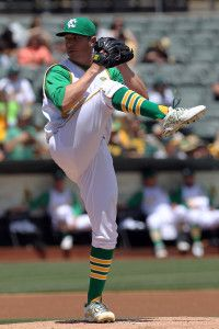 Astros Acquire Scott Kazmir a LHSP from Oakland A's Scott is from Houston suburb Cypress Falls High School