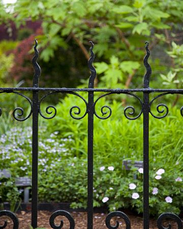 25 Best Images About Iron Fences And Gates On Pinterest