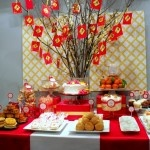 Chinese New Year Party.