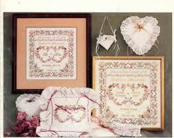 cross stitch wedding sampler pattern - Google Search