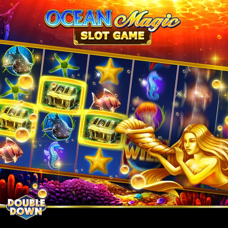 (EXPIRED) Dive for treasure in a hit slot straight from Vegas. Spin with the fishes in Ocean Magic! Start playing today with 200,000 free chips when you tap the Pinned Link (or use code LRNDLR)