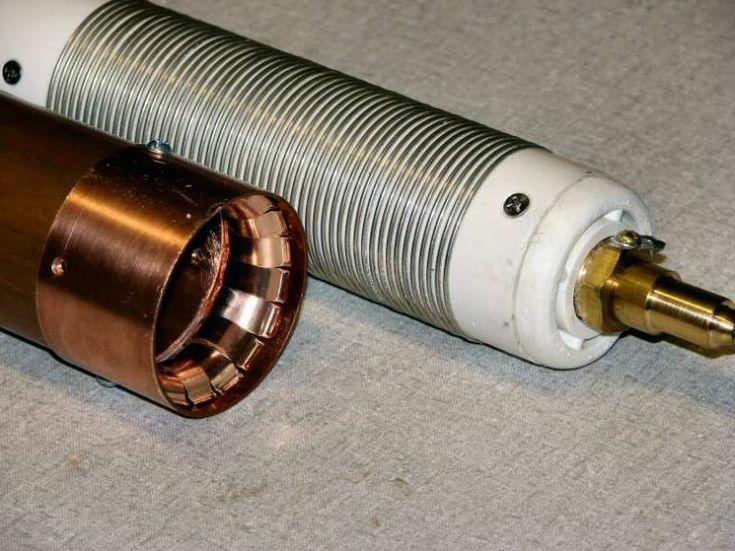 9W2DTR Ham blog pages: Homebrew Screwdriver Antenna