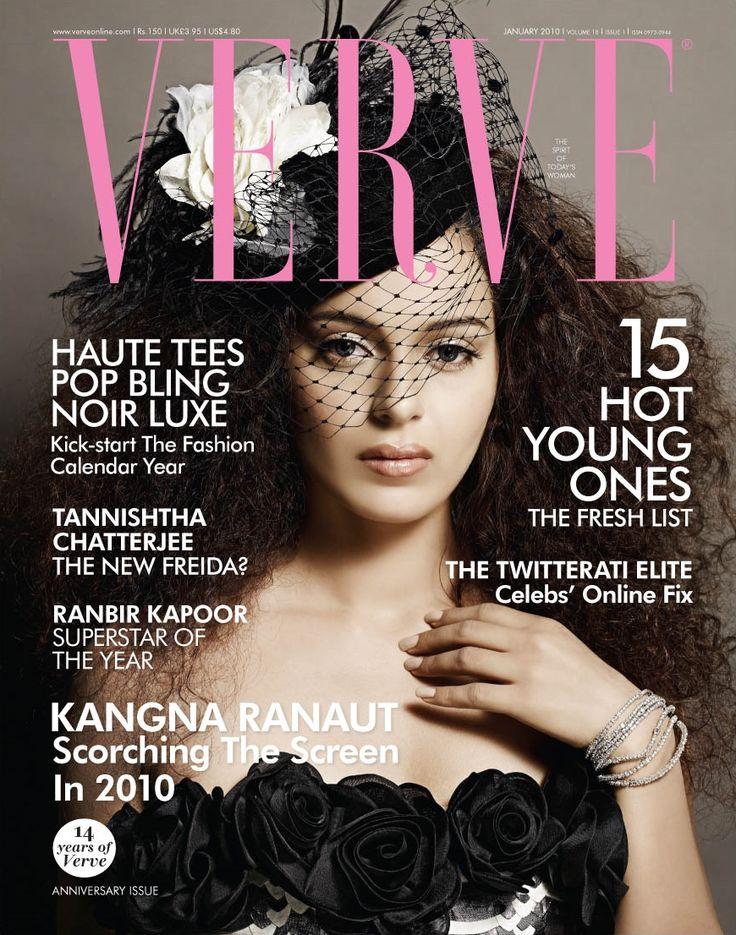 Kangana Ranaut on the Magazine Cover 21
