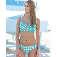 Buy Bravissimo Monaco Bikini Top in Gingham £27 from Women's Swimwear range at #LaBijouxBoutique.co.uk Marketplace. Fast & Secure Delivery from Bravissimo online store.
