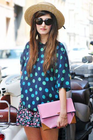 Italian Street Fashion - Summer 2011 Milan Italy Street Fashion