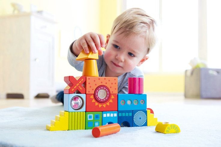 HABA Building Blocks Colour Joy #toys2learn#haba#preschool#educational#toys#Australia#buildingblocks