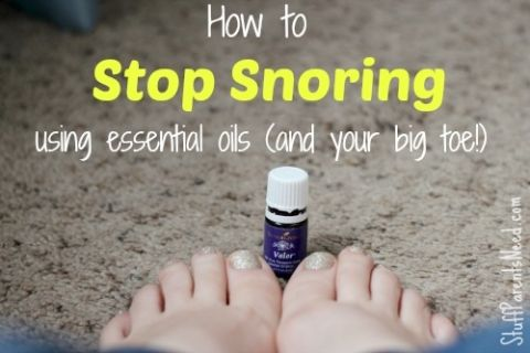 how to stop snoring 2