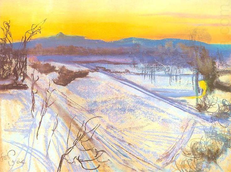 stanislav Wispianski | View of Kosciuszko Mound, Stanislaw Wyspianski Wholesale Oil Painting ...