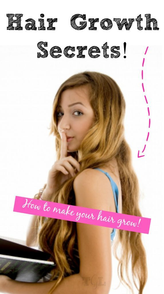 How  to get your hair growing long and beautiful in no time!