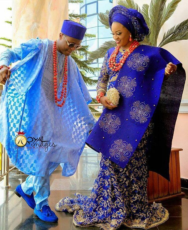 Wedding In Nigeria Traditional Dresses: 344 Best Nigerian Couples Traditional Attire Images On