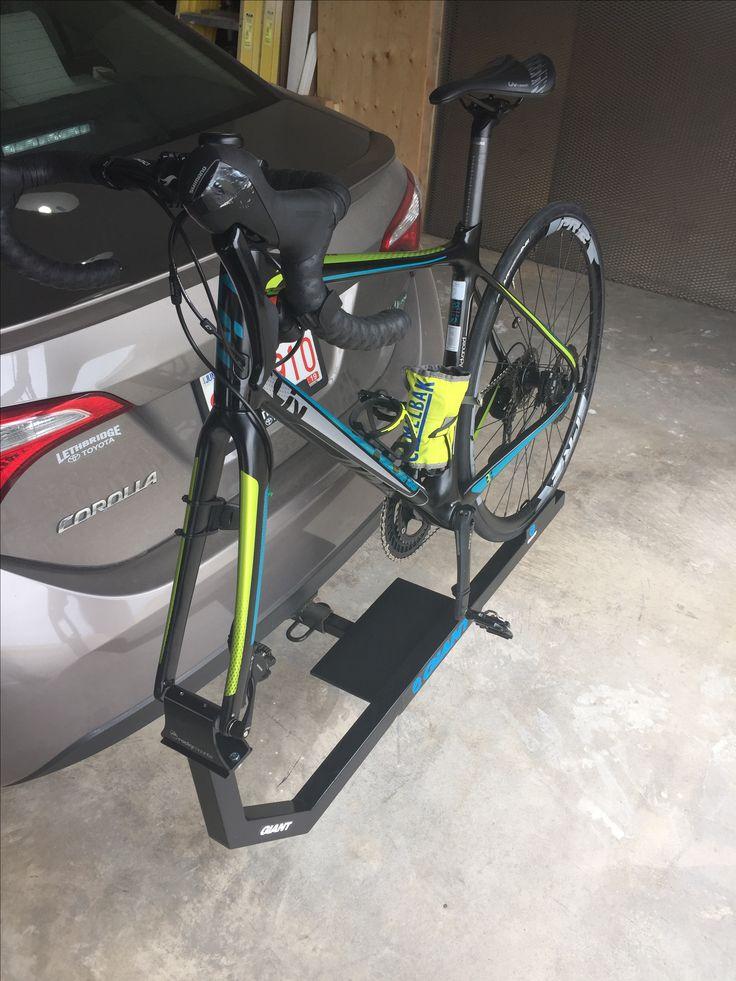 Bike rack with hitch mount bike rack bike stationary bike