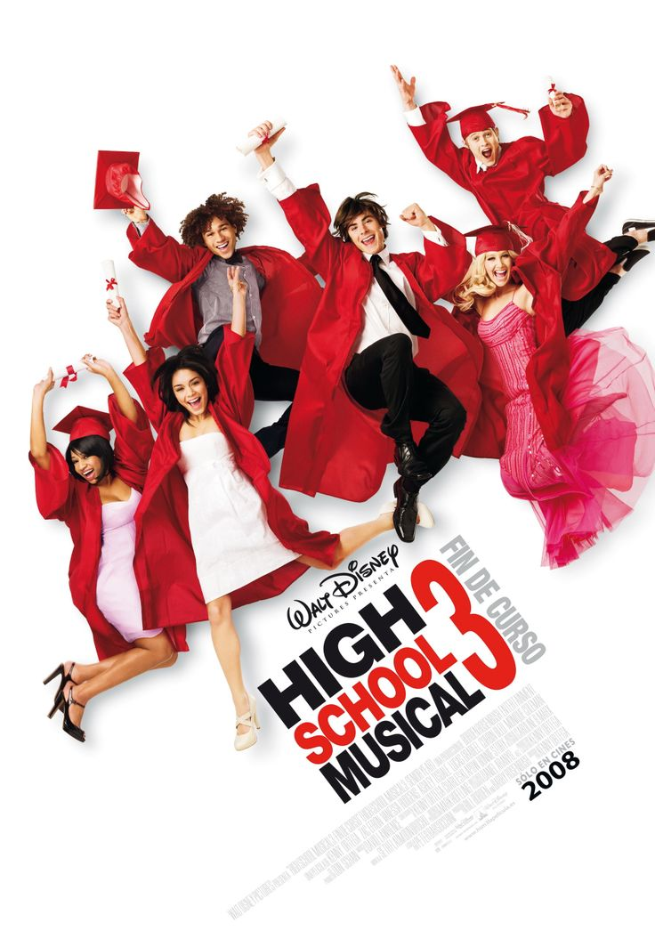 2008 - High school musical 3 , fin de curso - High school musical 3 , senior year