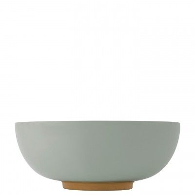 Olio Duck Egg Serving Bowl 25.5cm - Barber and Osgerby