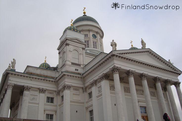 Helsinki Cathedral // Helsingin tuomikirkko // hlavní dominanta města - luteránská katedrála