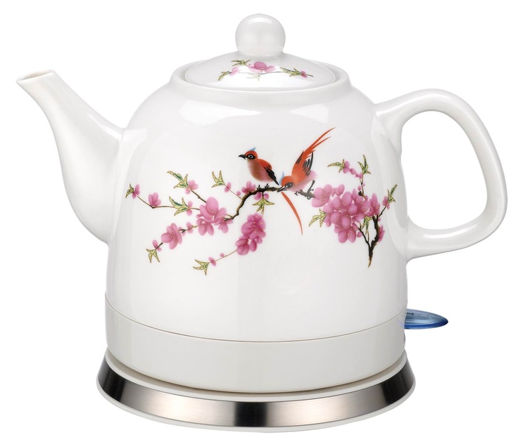 Porcelain Electric Kettle ~ Ceramic electric kettle for the home pinterest