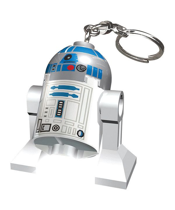 Look at this LEGO Star Wars R2D2 Key Chain Light on #zulily today!