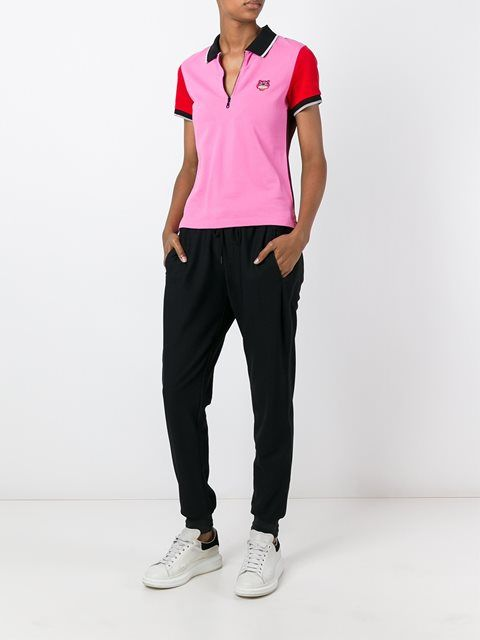 Kenzo 'Mini Tiger' polo shirt