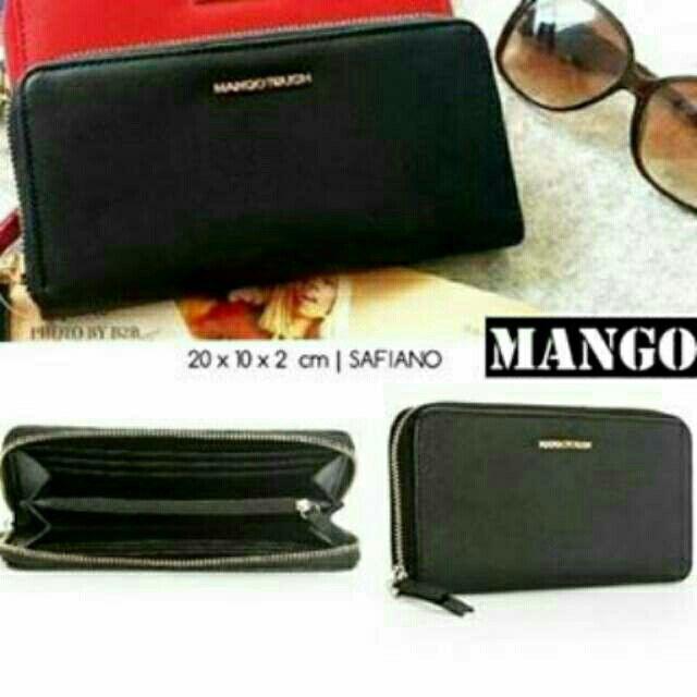 Saya menjual Wallet Mango Safiano Black seharga Rp265.000. Dapatkan produk ini hanya di Shopee! https://shopee.co.id/deventostore/6795276 #ShopeeID