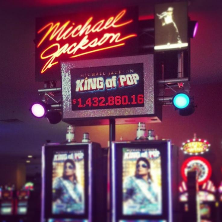 Jackson slot machine