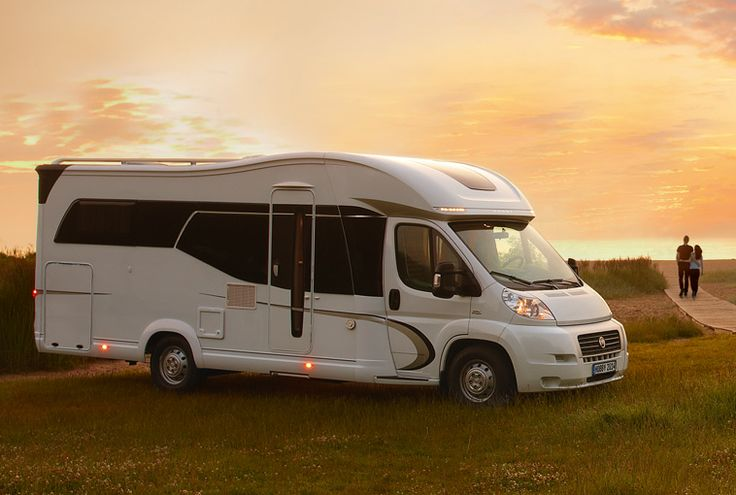 Hobby Premium Drive Sleeps 3-5 adults (with an optional berth for the fifth) and price for new one is roughly 74 000€