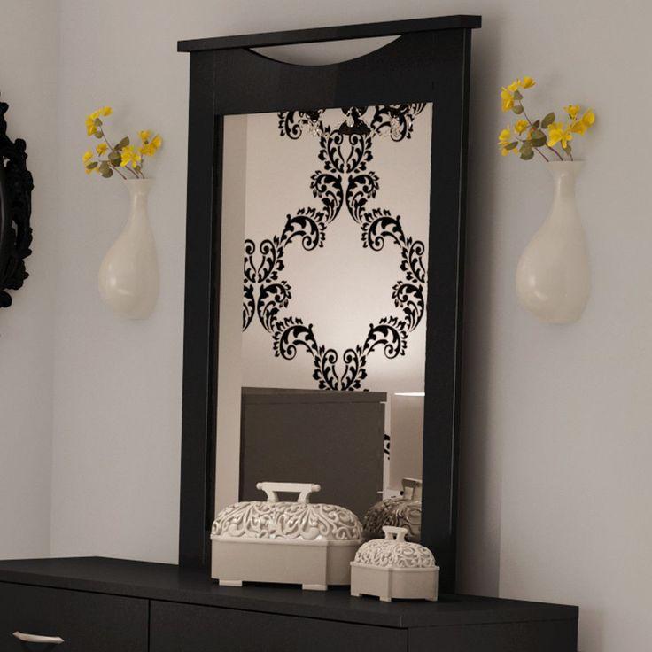 25 Best Ideas About Dresser Mirror On Pinterest White
