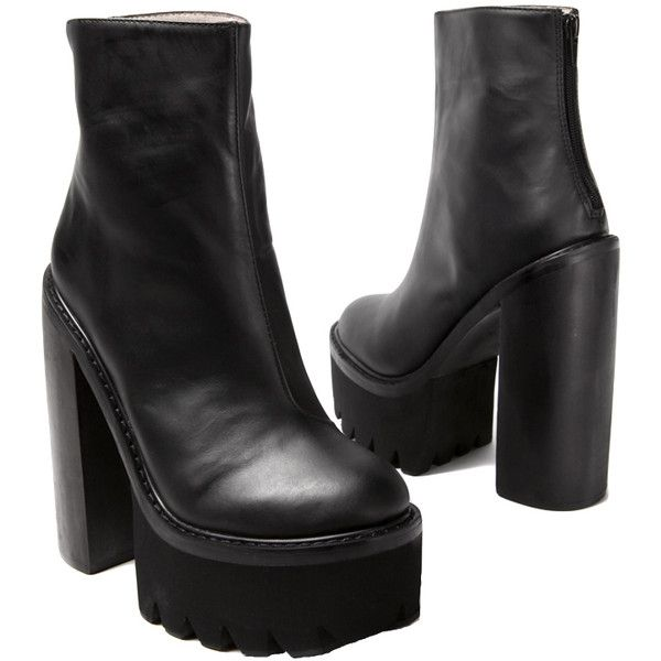 1000  ideas about Black Heeled Ankle Boots on Pinterest | Black ...