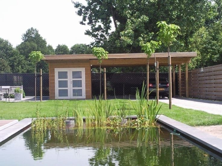 Best Carport Modern Ideas On Pinterest Moderne Garage