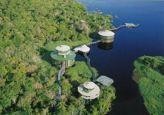 South American Escape - Ariau Amazon Towers - must go back to Brasil so that I can stay here at least once.