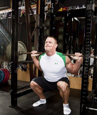 John Cena Workout Routine and Diet Plan - Healthy Celeb