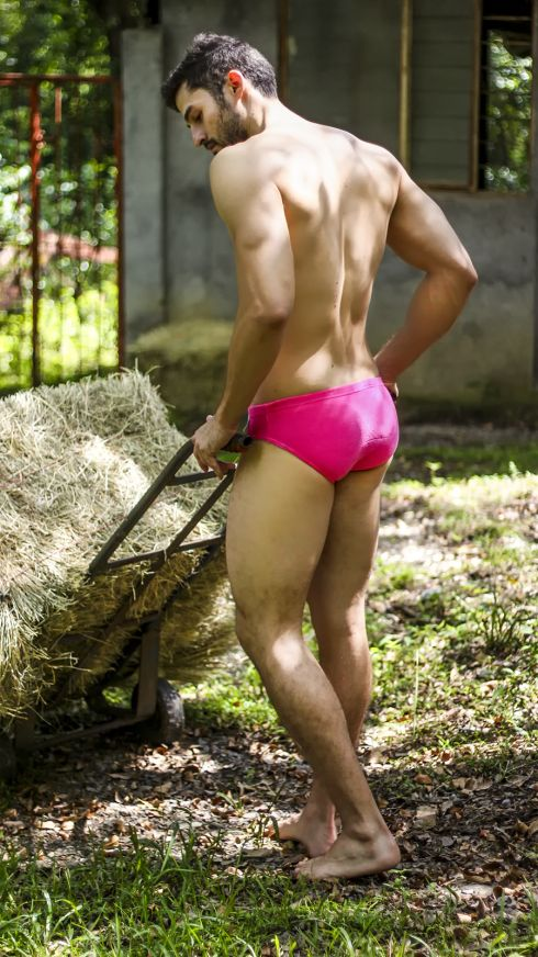 Nude male pro wrestlers-4107